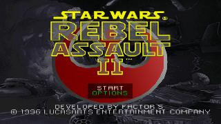 Screenshot Thumbnail / Media File 1 for Star Wars - Rebel Assault II [NTSC-U] [Disc1of2]